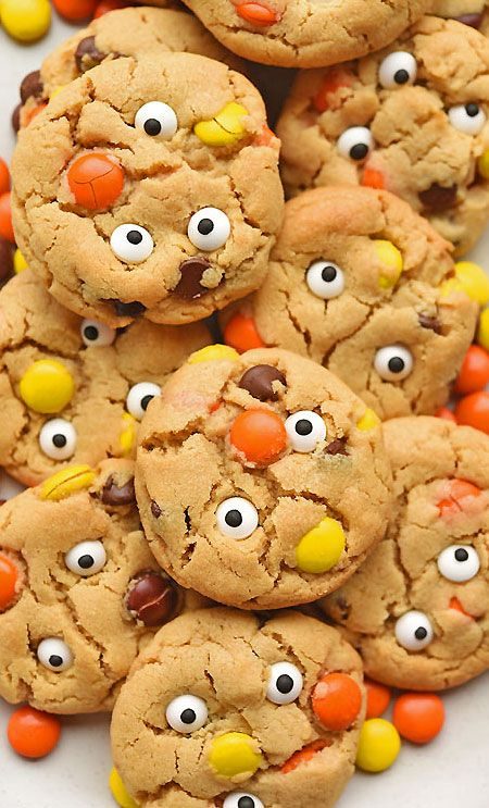 Easy Halloween Snacks.60 Halloween Treats For Kids Best Easy Halloween Snack Ideas