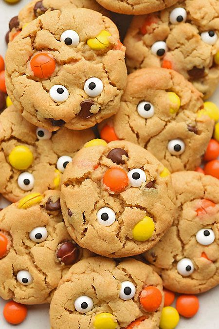 60+ Halloween Kids' Snack Recipes - Halloween Snack Food Ideas