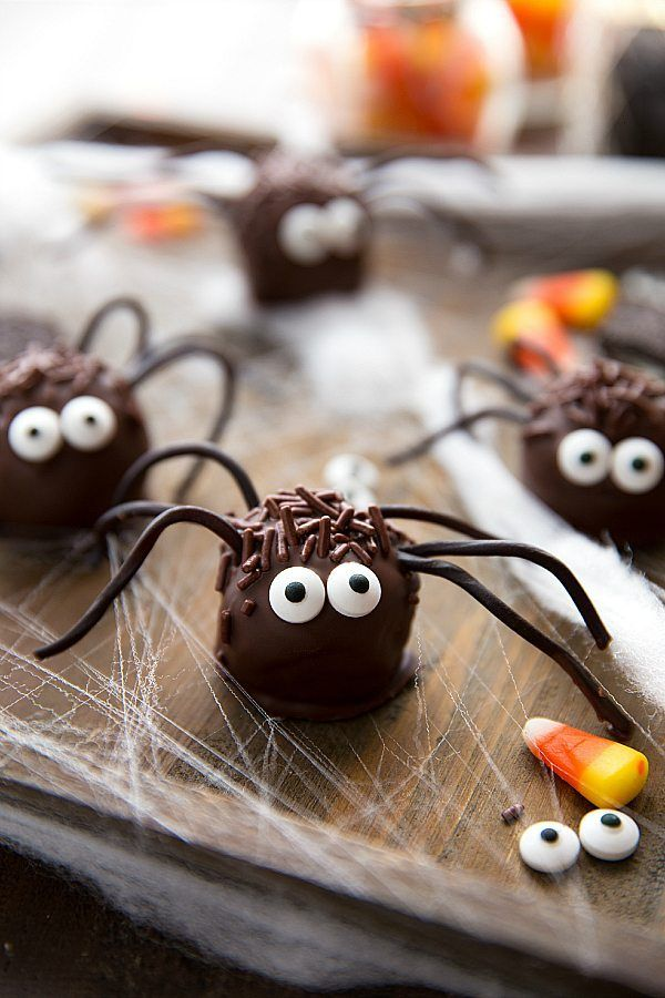 halloween treats for kids oreo