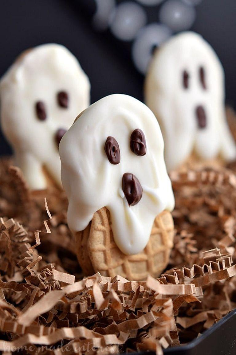 35 Halloween Snacks for Kids - Recipes for Childrens ...