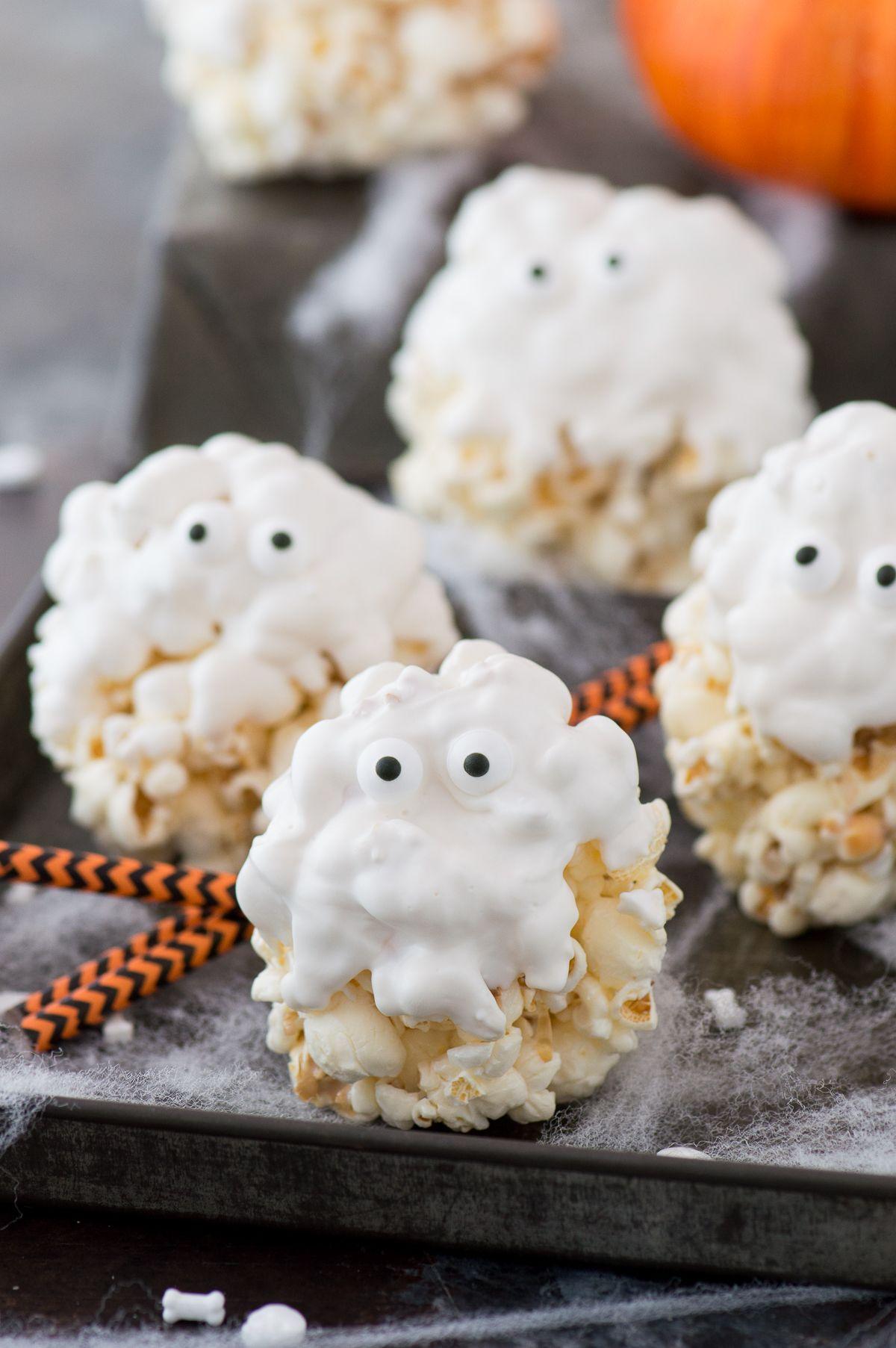 Favorite Halloween Treats.51 Best Halloween Treats Easy Halloween Dessert Recipes