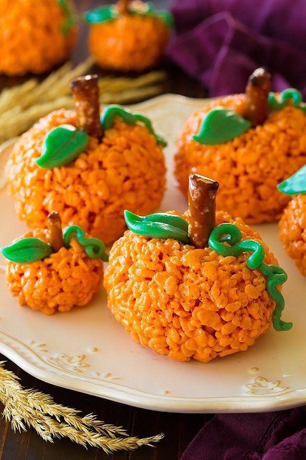 55 Halloween Snacks For Kids Recipes For Childrens Halloween