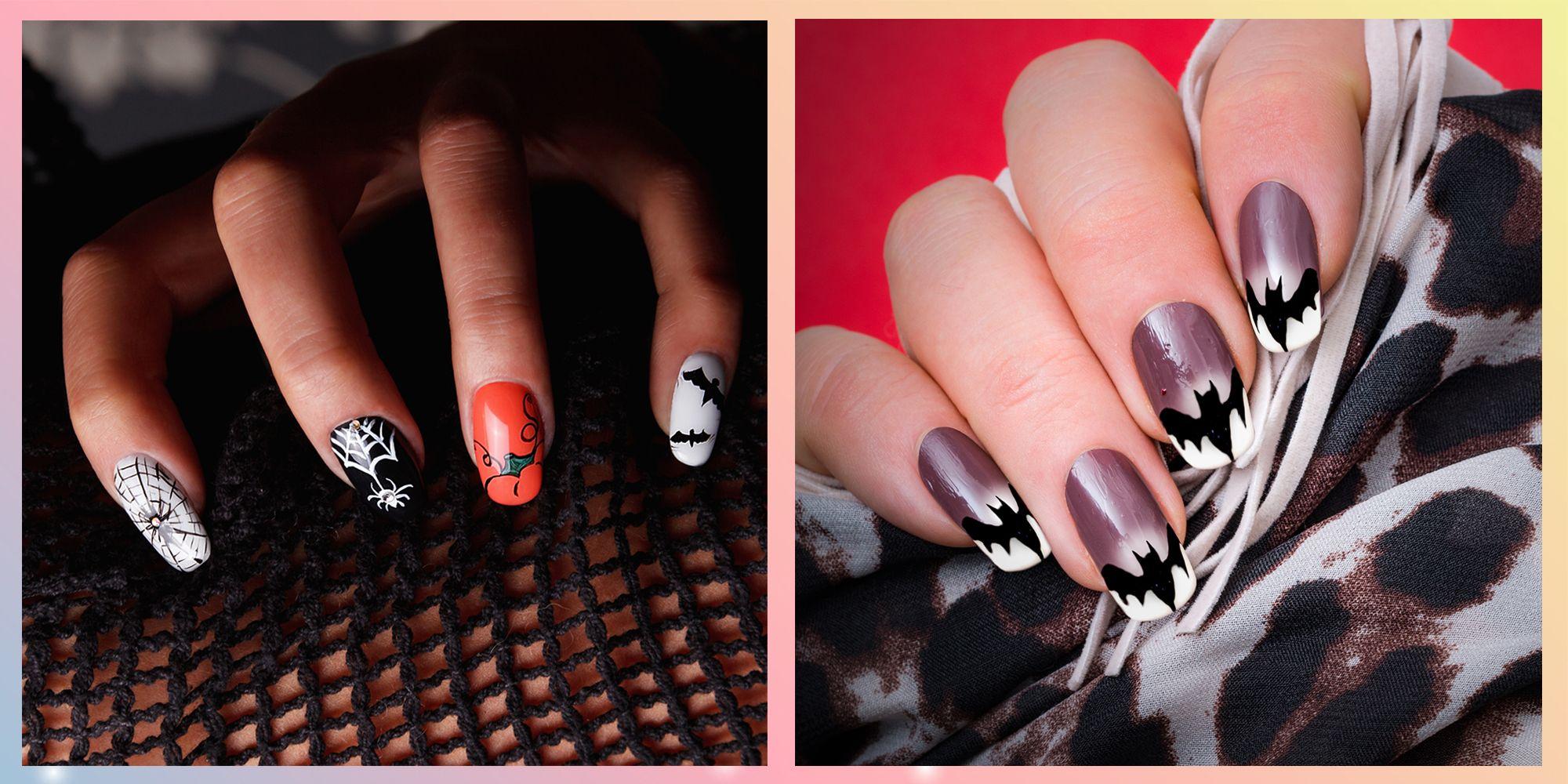 Halloween, le unghie più spaventose (e cute!) da sfoggiare il 31 ottobre per artigli da paura