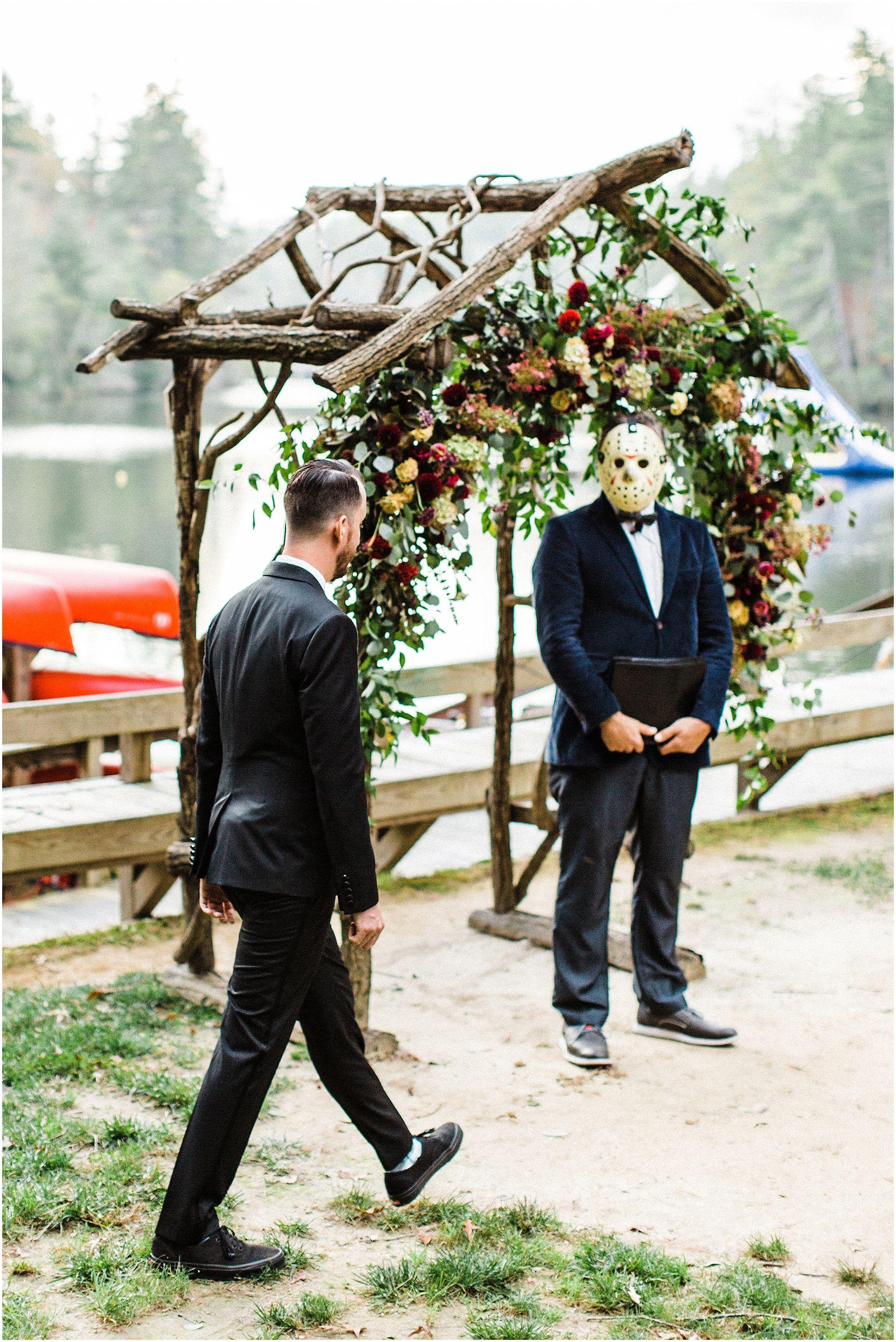 28 Halloween Wedding Ideas , Gothic Weddings