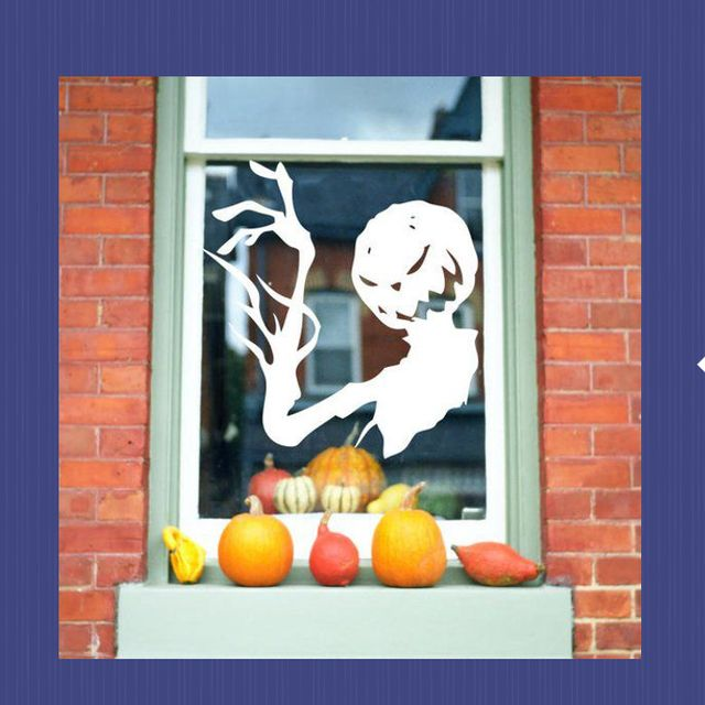 27 Best Halloween Window Decorations Spooky Halloween Window Clings