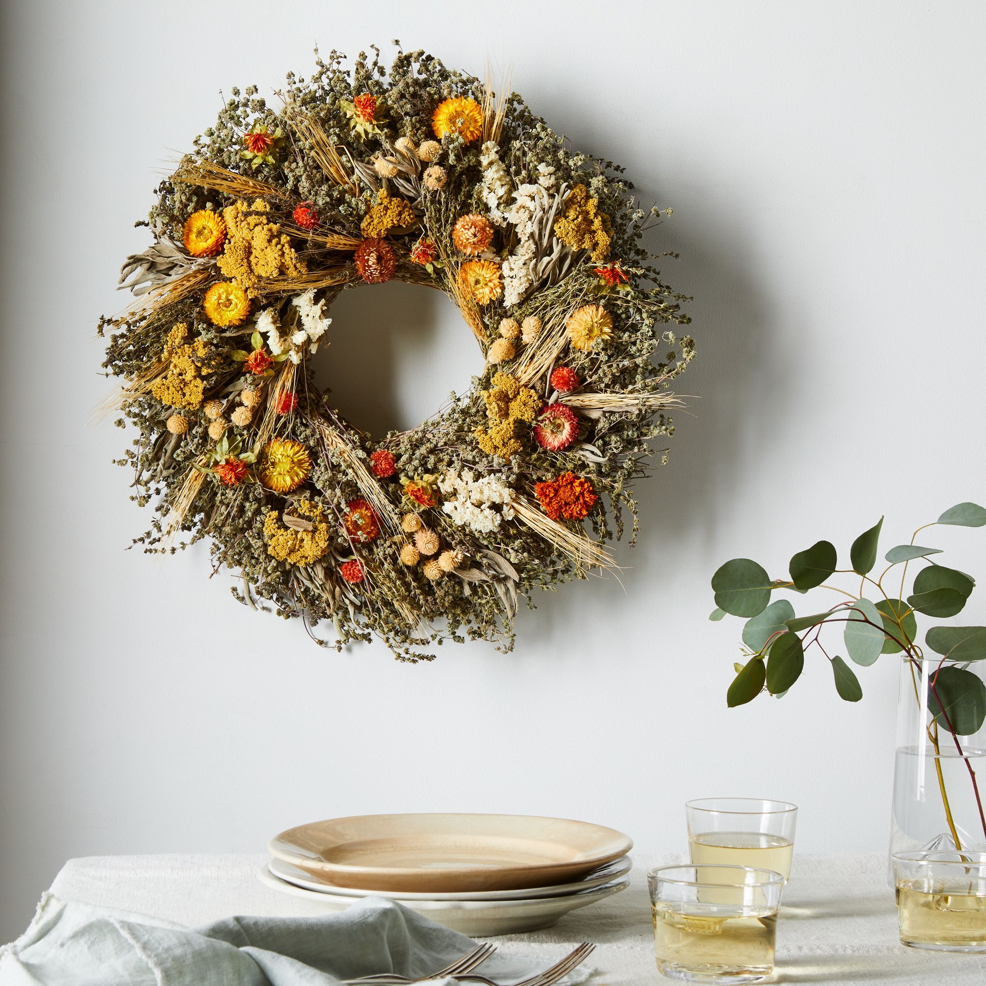 25 Diy Halloween Wreaths Best Halloween Door Decoration Ideas