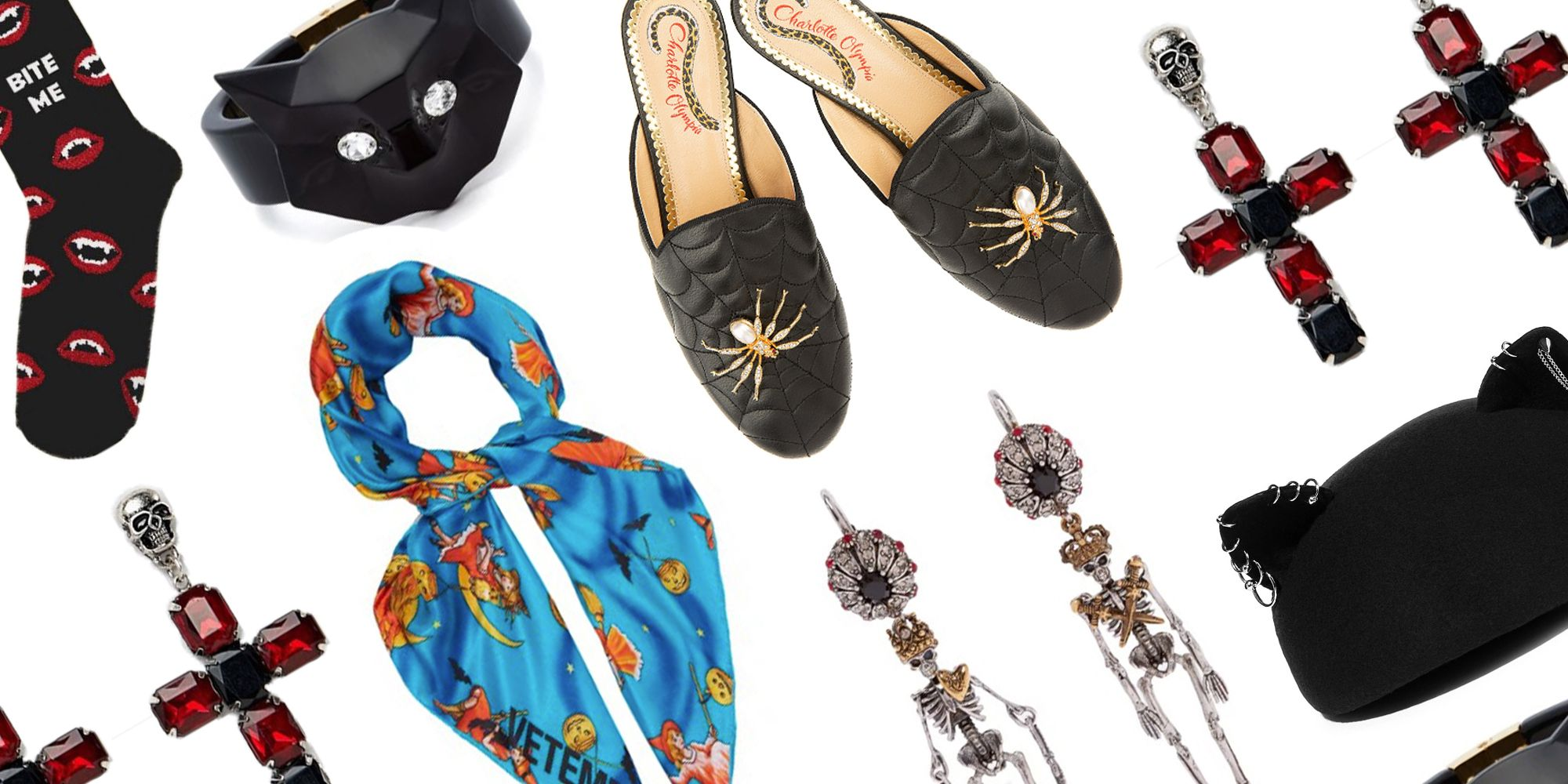 Halloween 2018 - Super-Easy Halloween Accessories For The Lazy Girl In All  Of Us 17261b6ed6b6