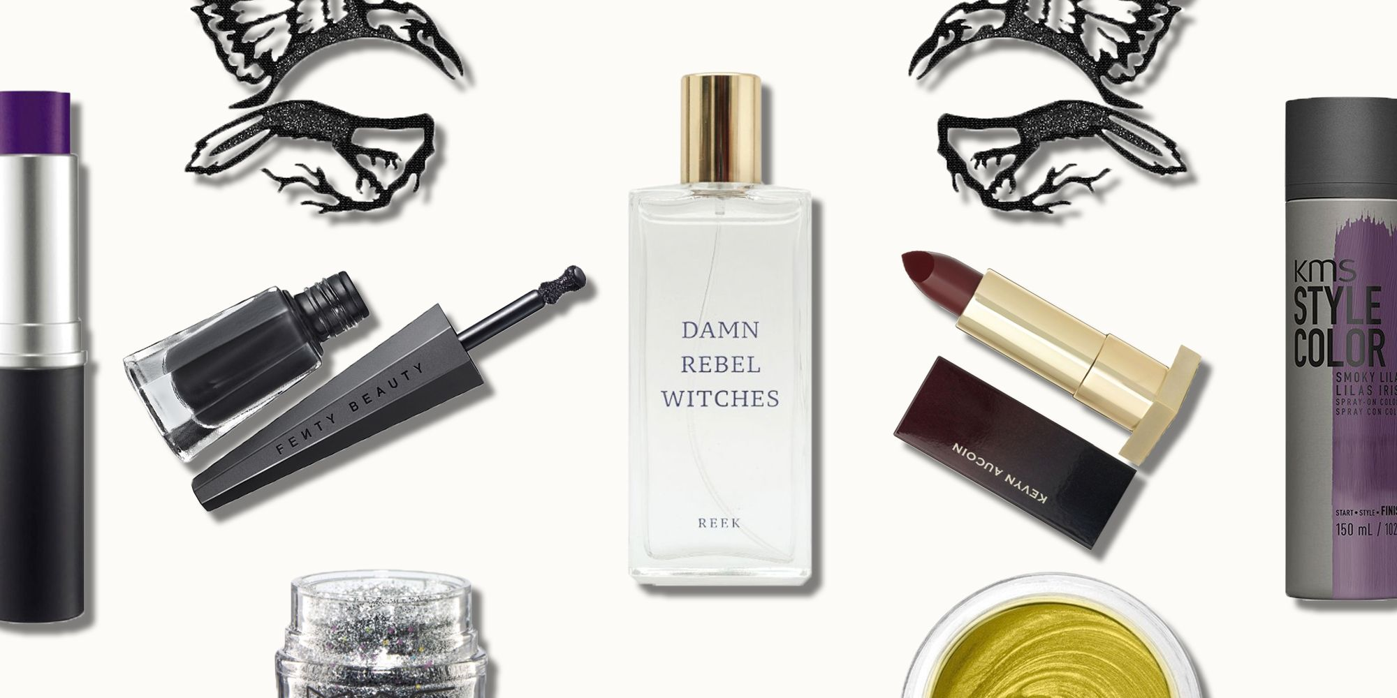 13 Halloween Hair And Make-Up Products To Buy For A Seriously Spooky Beauty Look