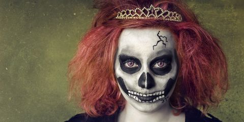 the best places to get your halloween make up done