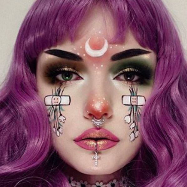 14 Best Halloween Makeup Ideas Makeup Artists Halloween Fans Need To Follow