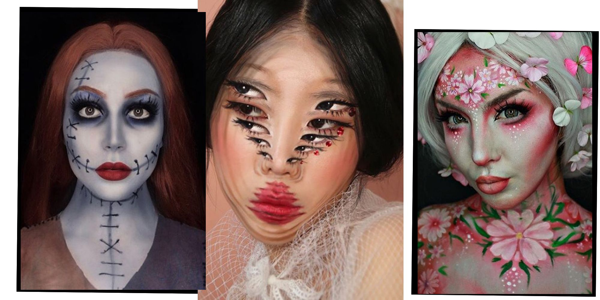 Halloween Makeup Pinterest 2018