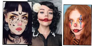 Halloween Makeup Beauty Bag