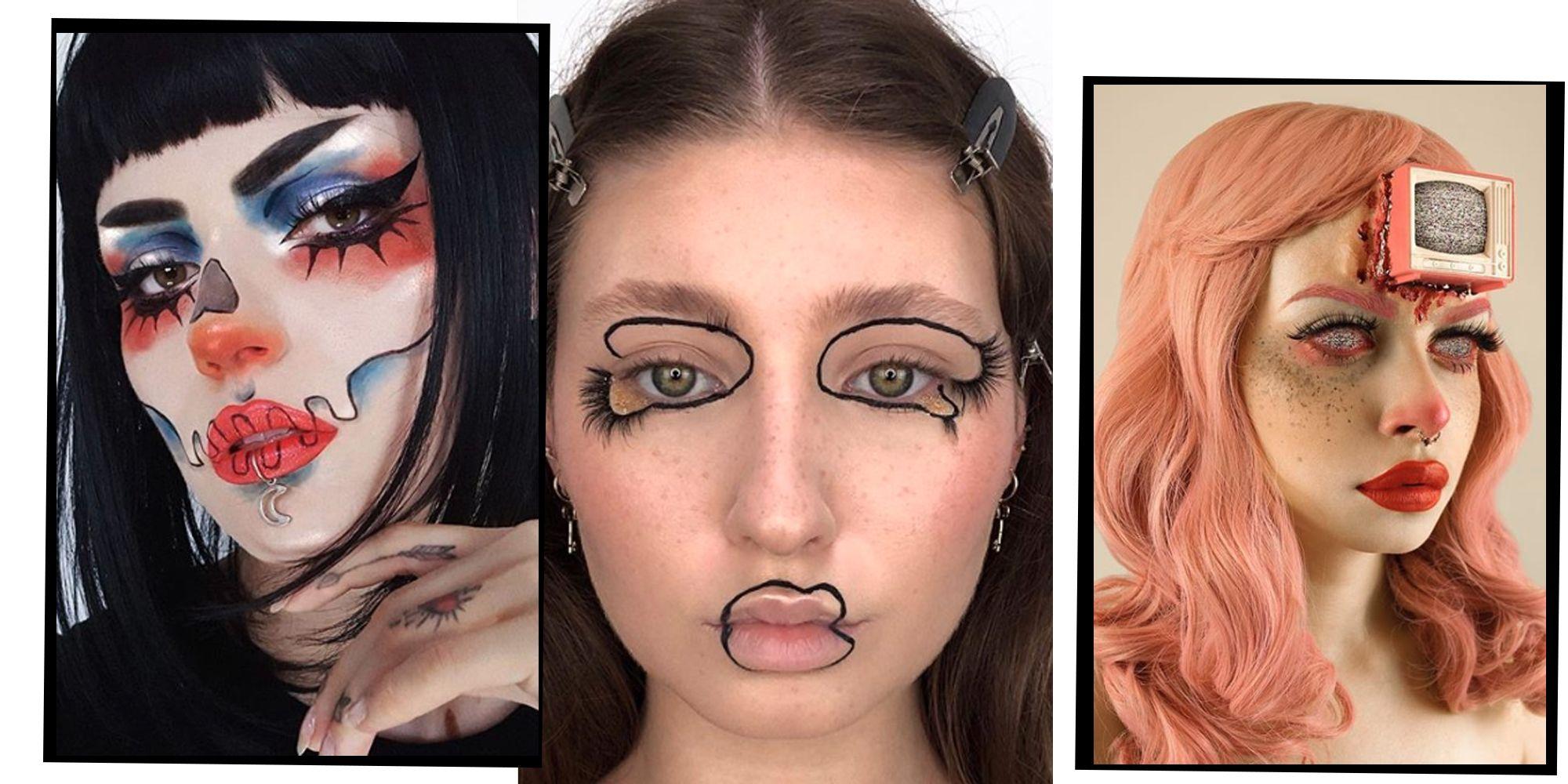16 Best Halloween Makeup Ideas , Makeup Artists Halloween