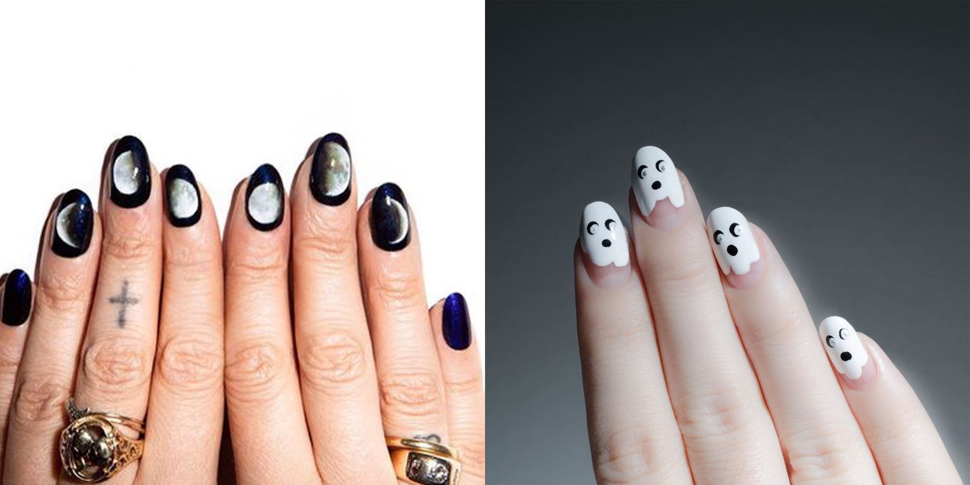 19 Halloween Nail Art Ideas 2020 How To Paint Halloween Nails