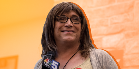 Christine Hallquist the first transgender candidate for governor