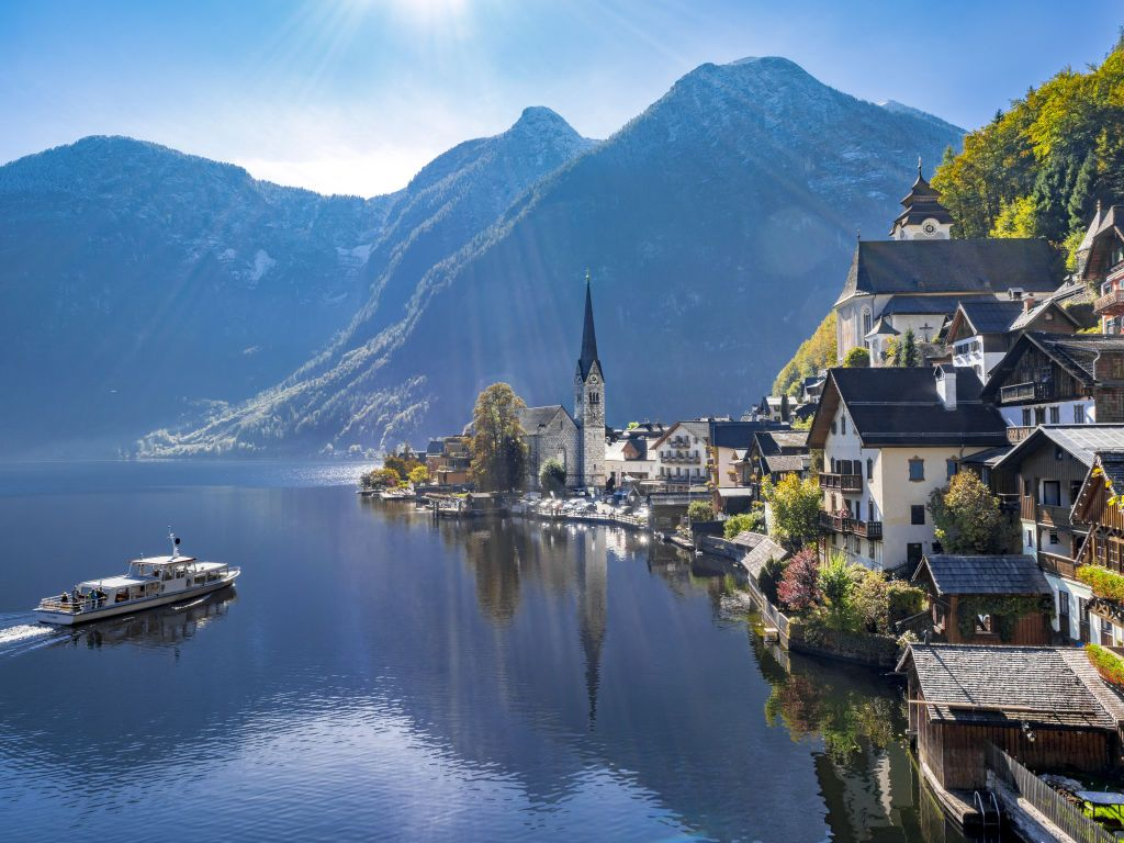 Too Many Frozen Fans Are Visiting This Small Austrian Village That Looks Like Arendelle