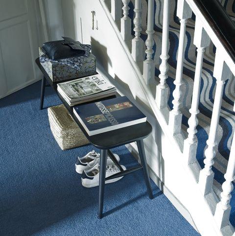 brockway dimensions plain in nautical main carpet from £36  dimensions plain stripe