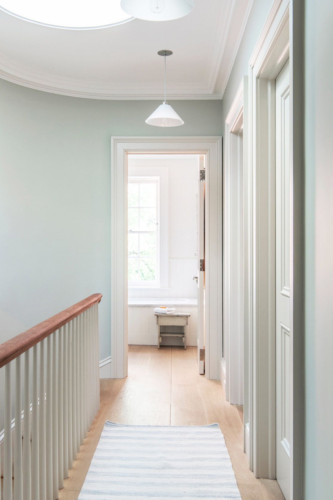 Designers Share The 15 Best Hallway Colors Colorful Hallways And Paint Ideas