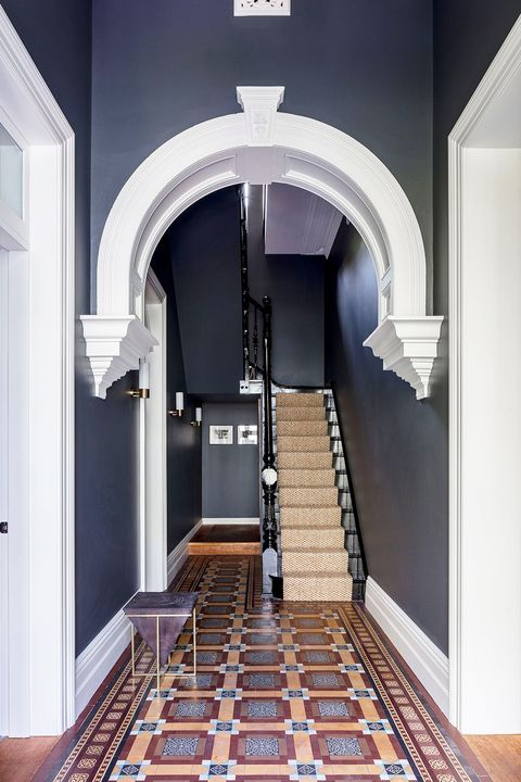 Designers Share The 15 Best Hallway Colors Colorful