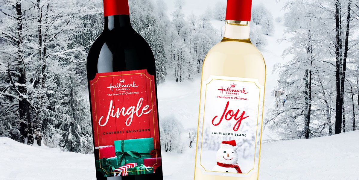 Hallmark Is Selling Wine Based On Your Favorite Christmas Movies