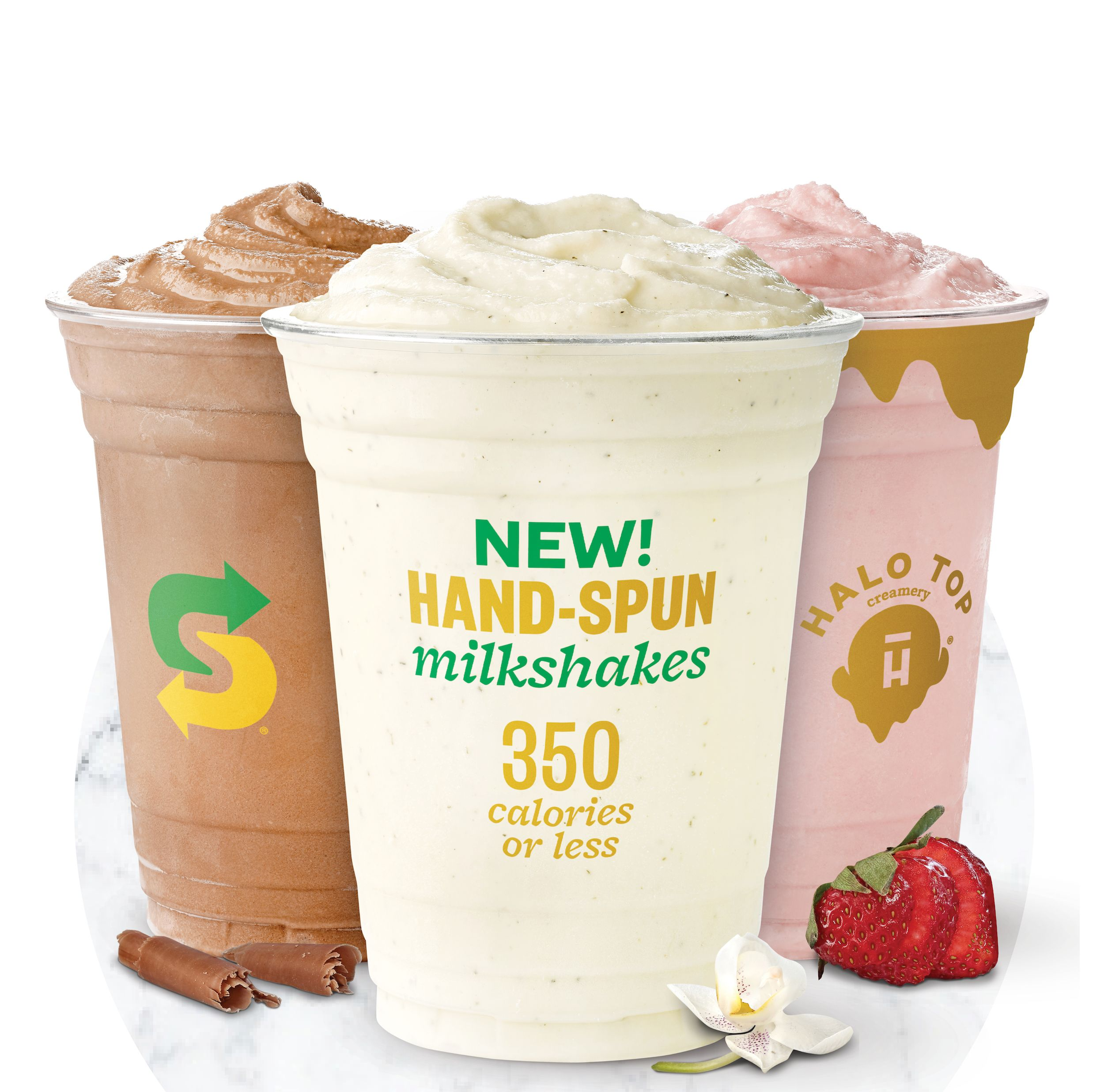 Halo Top Makes Milkshakes Now, and You Can Only Get Them at Subway