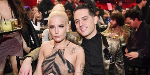 Are halsey and g eazy dating 2020