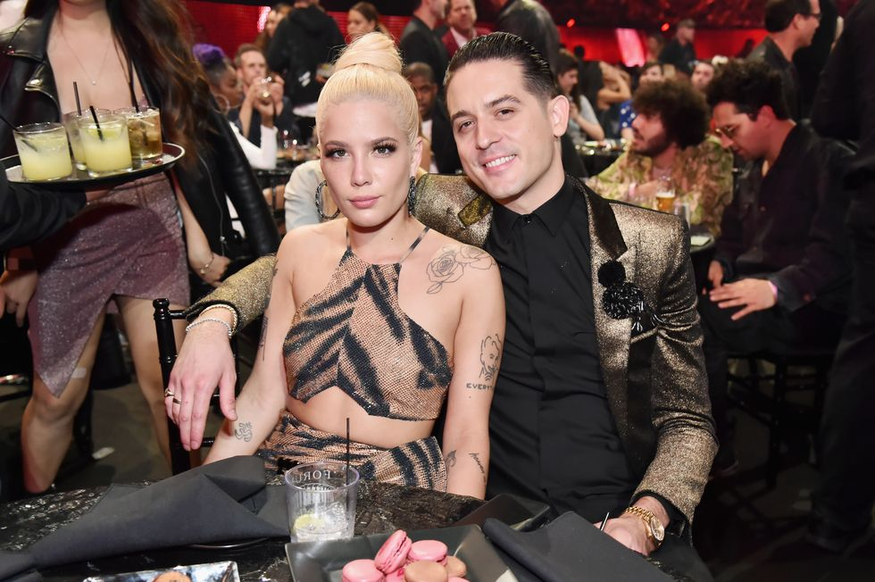 Halsey and G-Eazy Are Reportedly 'Working on Their Relationship'