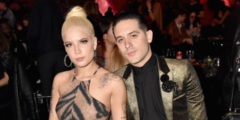 halsey and g eazy s breakup drama demi lovato rumor and halsey on