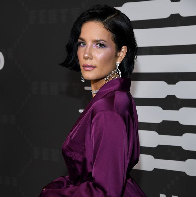 Halsey On What Pregnancy Has Taught Her About Body Image And Gender