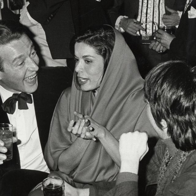 studio 54's first anniversary party