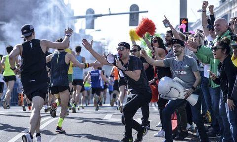 halve, hele ,marathon, klaar,getraind, fit genoeg, inschatting