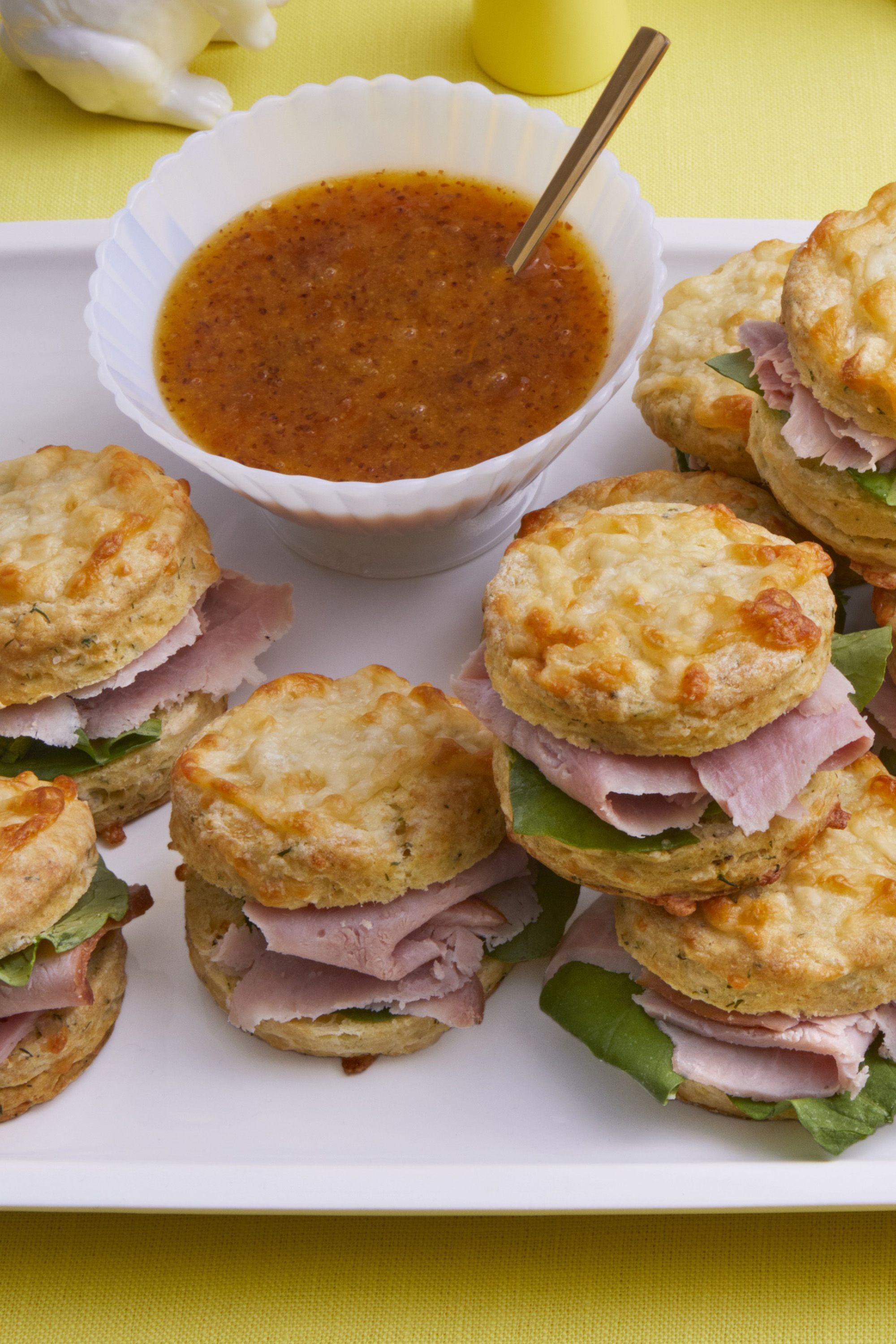 Watch Ham and Chutney Biscuits video