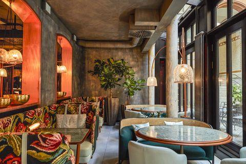 El estudio Joyce Wang revela la nueva joya de Hamburgo, Jin Gui, en el Hotel Tortue