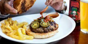 Opiniones sobre el nuevo Mad Grill en Madrid - Nueva hamburguesería, hamburguesas caseras y carta