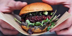 hamburguesa gusanos ikea
