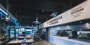 Hamburguesa Nostra con nueva imagen