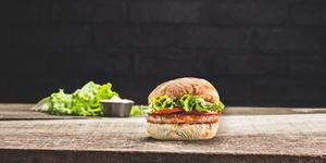 TGB, hamburguesa