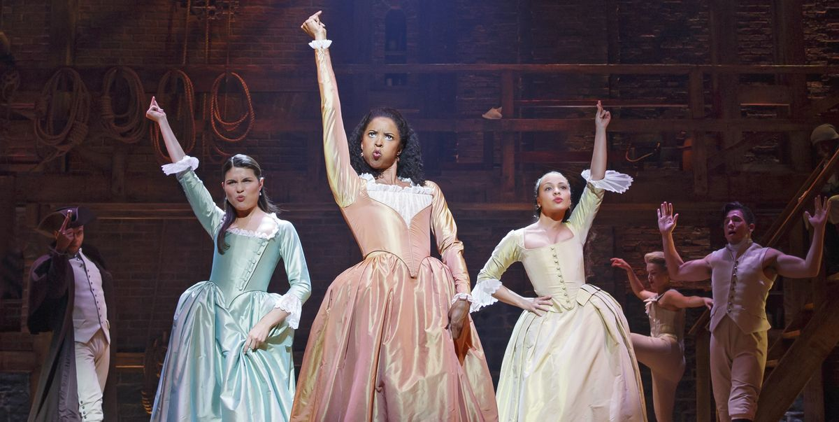 Where Is Lin-Manuel Miranda And The Cast Of Broadway's 'Hamilton' Now?