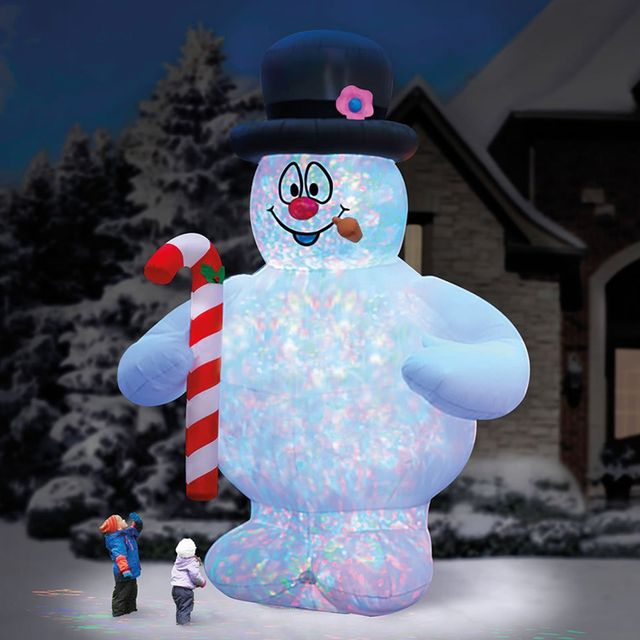 18 foot inflatable frosty the snowman