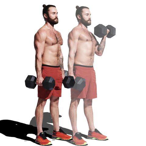 weights, exercise equipment, muscle, dumbbell, standing, shoulder, arm, kettlebell, sports equipment, chest,