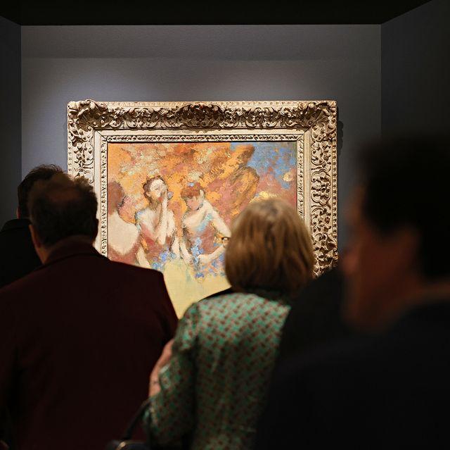 Event, Tourist attraction, Art, Visual arts, Art gallery, Museum, Modern art, Vernissage, Room, Painting,