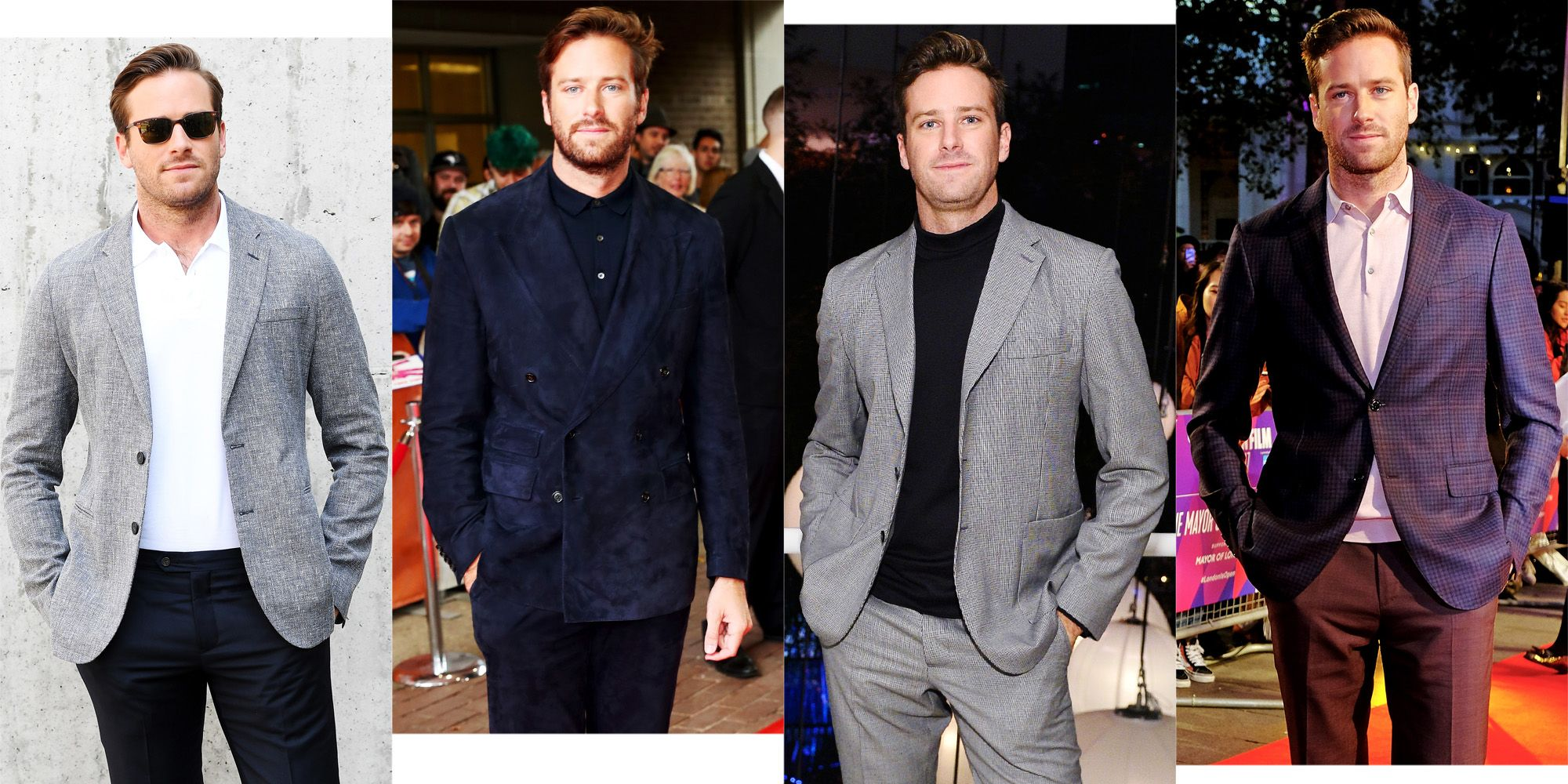 The Suited-Up Style Move You Should Steal From Armie Hammer