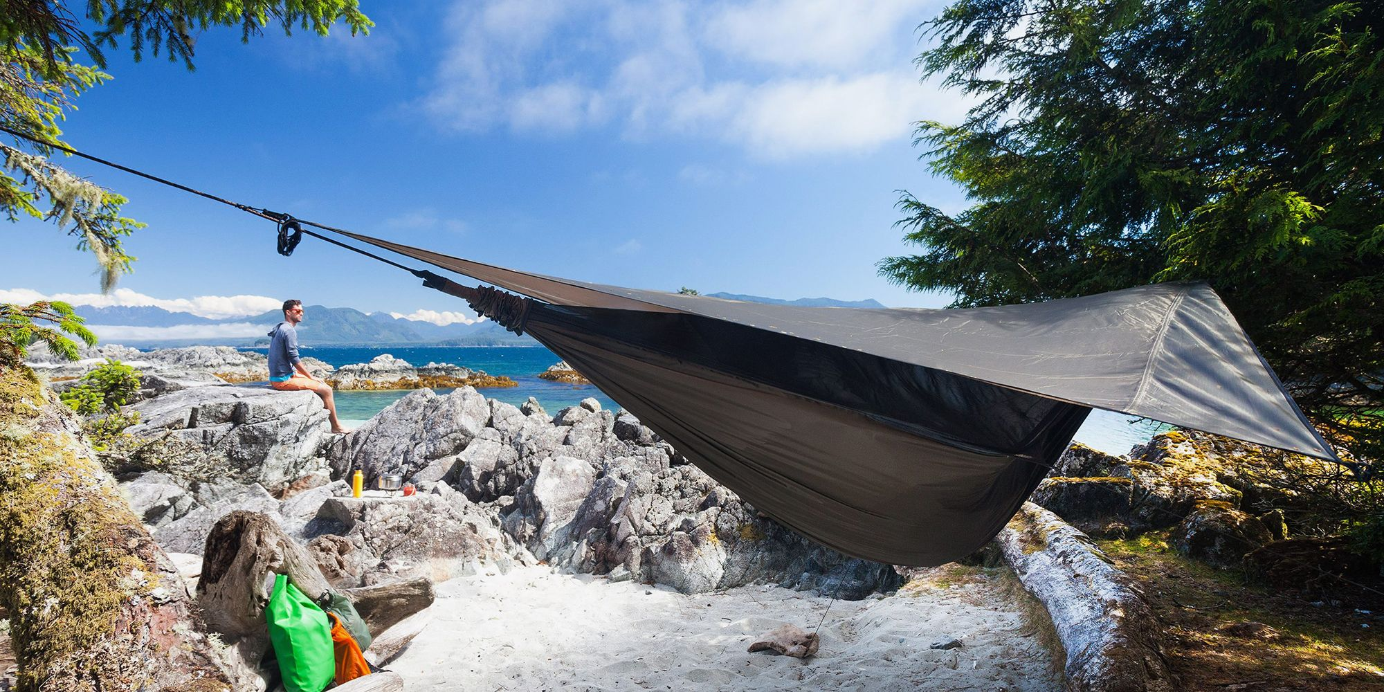 Hennessy Hammock tents & 7 Best Hammock Tents for Camping in 2018 - Suspended u0026 Tree Tents