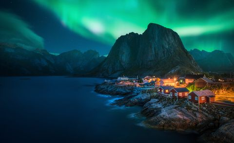 Search for the Northern Lights with Mariella Frostrup this winter