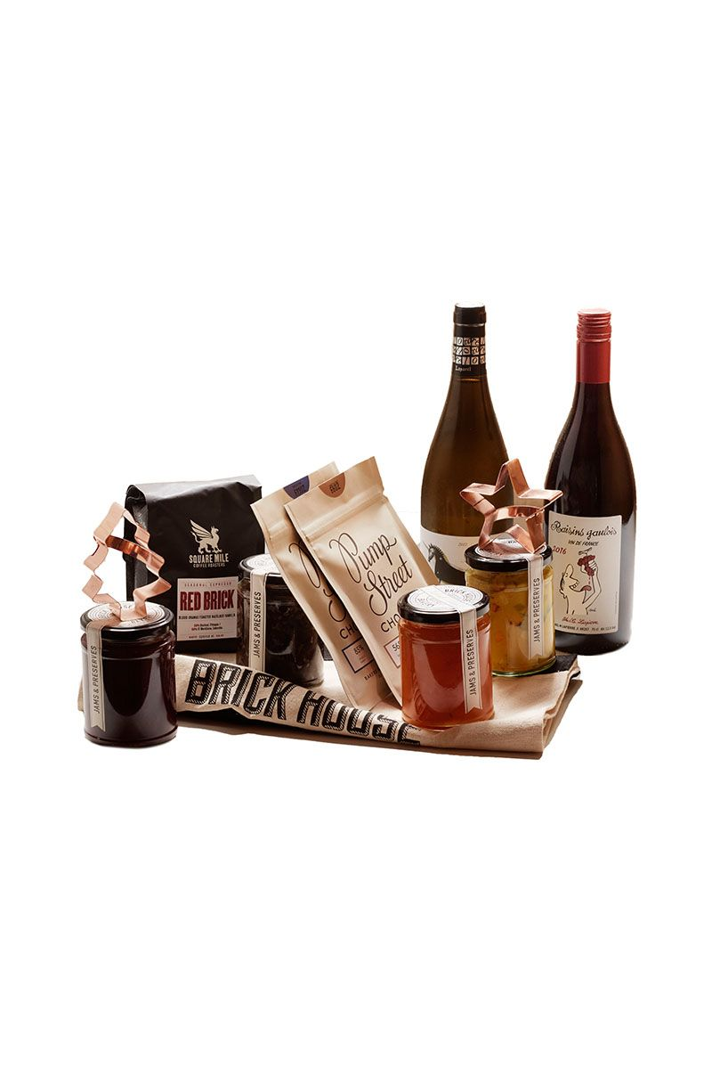 Brick House Christmas hamper