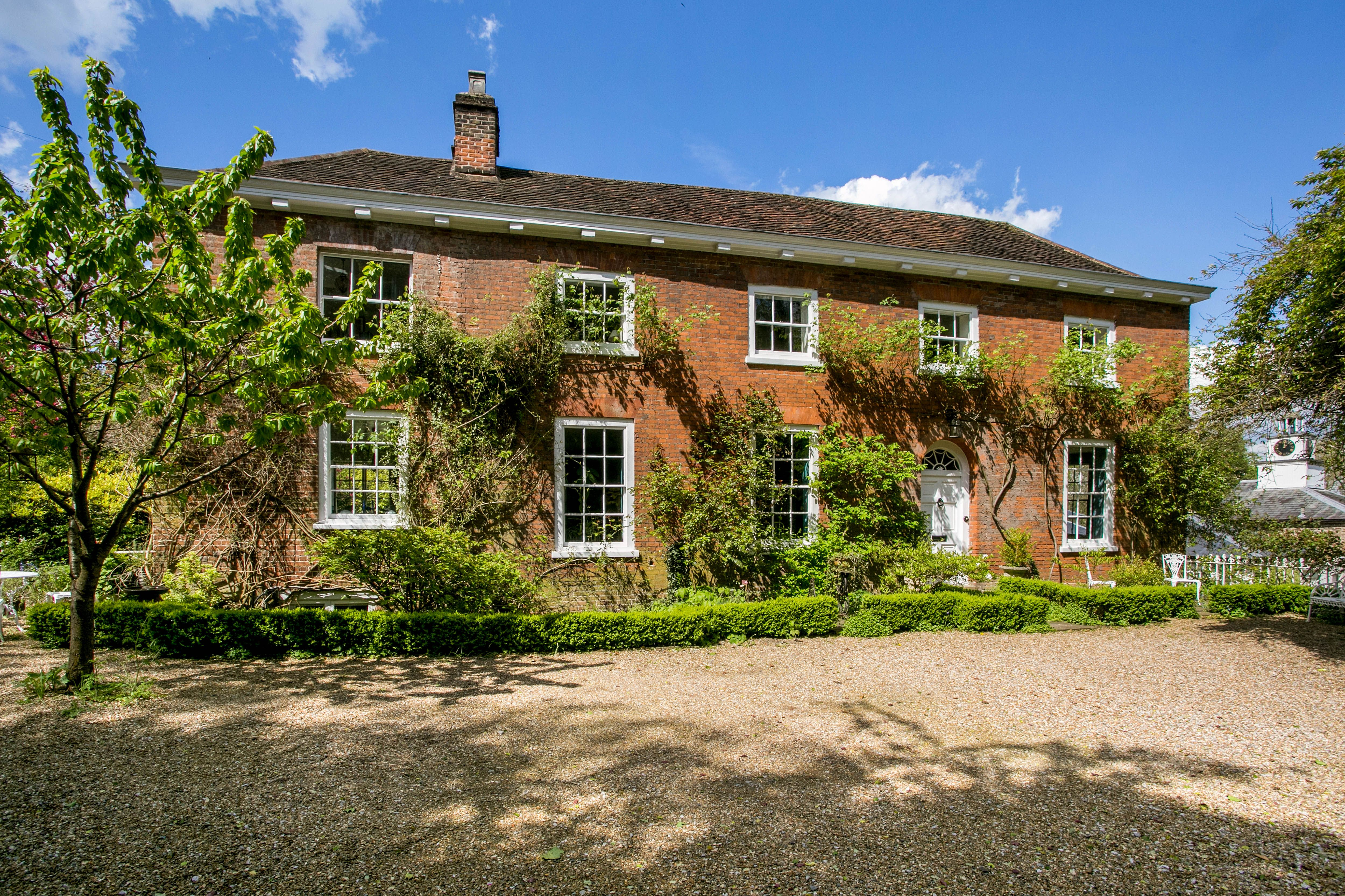 This countryside home once featured in Holby City and Midsomer Murders is up for sale