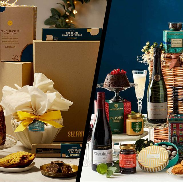 Christmas Hampers 2019.The Best Christmas Hampers For 2019