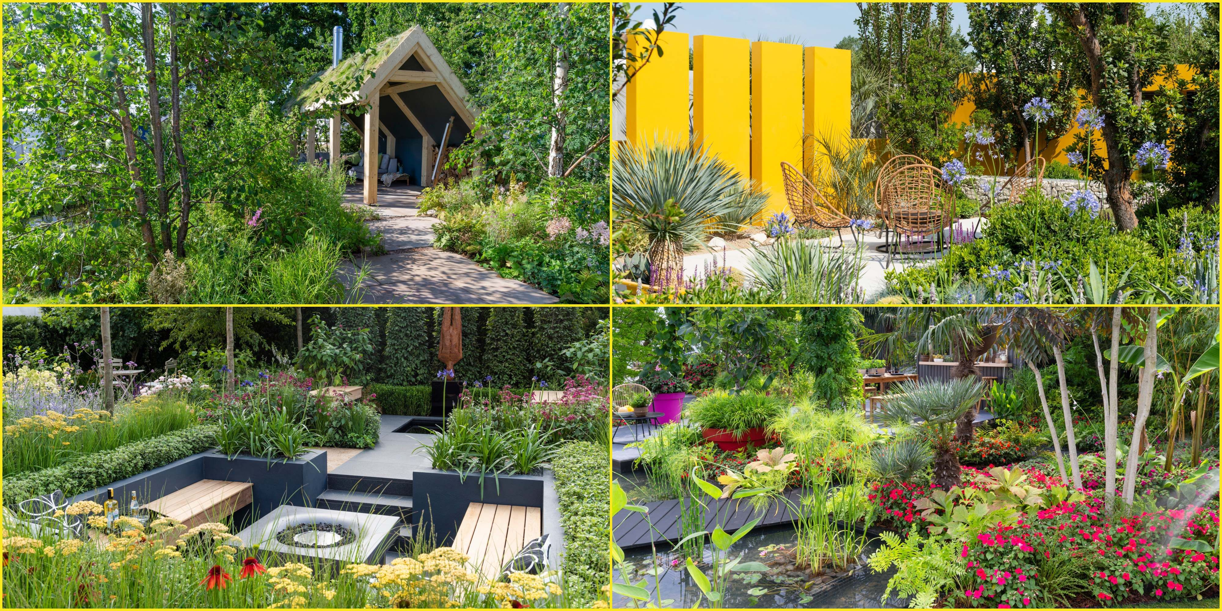 Hampton Court Palace Flower Show 2018: Best In Show And Gold
