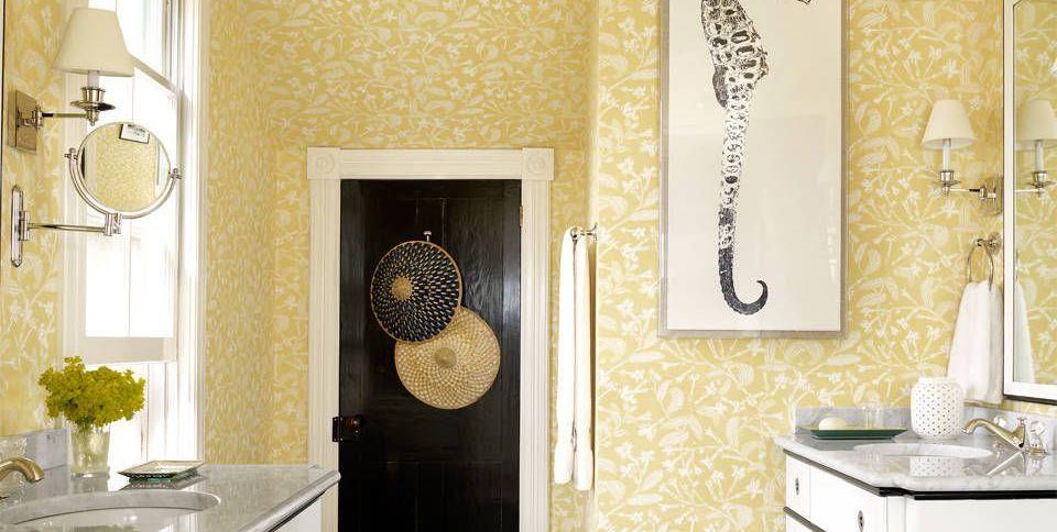 Bathroom Accessories Color Ideas 12 cheerful yellow bathroom decor ideas - yellow bathroom accessories
