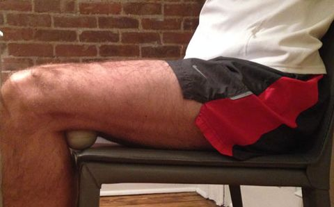 How to Use a Lacrosse Ball for Recovery